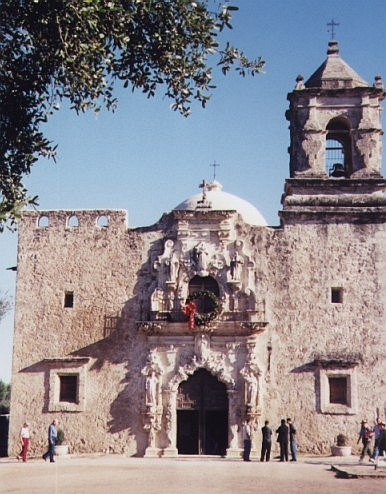 Picture of sanjose San Jose was founded in 1720 and it is a few miles south