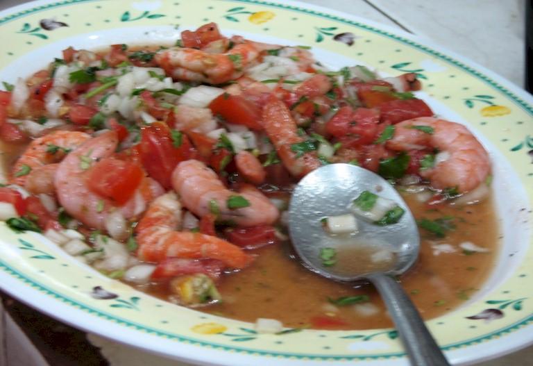 Mi vida en Ecuador: Oh no... Ceviche